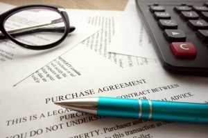 home purchase agreement