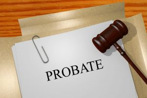 Probate papers