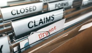 Claims file